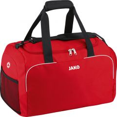 Sports bag Classico with side wet compartments-red-Bambini