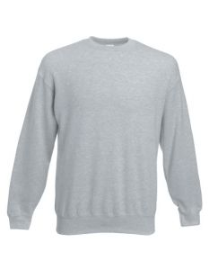 Set-in Sweat-heather grey -S