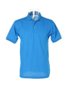 Workwear Polo Superwash-light blue-S