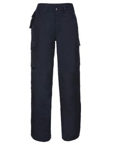 Hard-wearing Workwear trousers-french navy-44